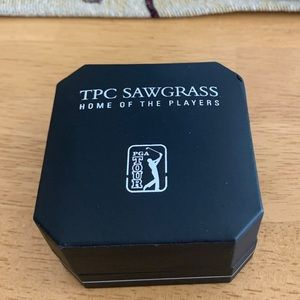 TPC Sawgrass cufflinks